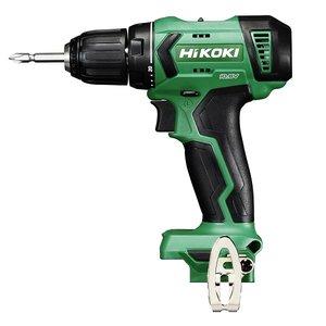 【現金特価】 HiKOKI(日立工機) コードレスドライバドリル(電池、充電器別売です。) DS12DA(NN), 住宅設備のプロショップDOOON!! b7ad8811