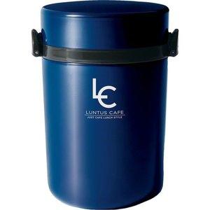 【残りわずか】 アスベル ランタスBS スープ容器付き保温ランチボックス 700ml ネイビー HLB-B700 4974908319716, ウイスキー専門店 WHISKY LIFE 58784ecb