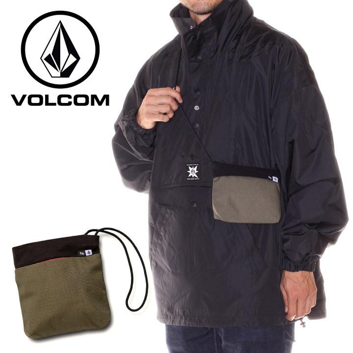 VOLCOM ボルコム ショルダーバッグ メンズ A.P.2 VLCM-HYSKATEBAG 2019秋冬 オリーブ ワンサイズ