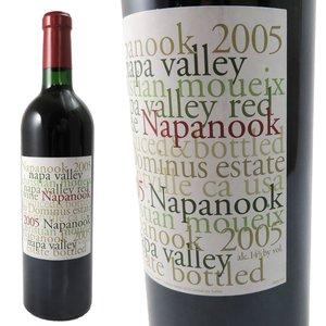 正式的 ナパヌック 2005 750ml ドミナス・エステート 【カリフォルニアワイン ナパバレー】, トータルスポーツ 1a014fad