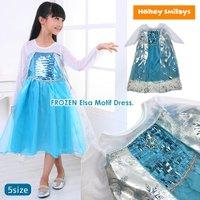 8dd82e45da18d (メール便送料無料) ディズニー プリンセス アナと雪の女王 エルサ風 ドレス ワンピー.