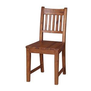 最安値で  ■在庫限り・入荷なし■ ダイニングチェア 椅子 天然木 ヴィンセント 座面高44cm ( 送料無料 イス いす チェア チェアー 完成品 ダイニングチェアー 食卓椅子 リビングチェア ), マキノ町 2b54df4a