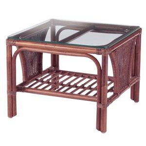フジオカシ 籐 ガラステーブル ラタンフレーム 正方形 幅55cm 籐家具 ローテーブル ( 送料無料 アジアン家具 籐家具 手編み ローテーブル テーブル 机 つくえ 透明 リゾート 手編み 収納スペース付き ) ラタンならではの自然の風合いが心を落ち着かせてくれる, マタニティ服と授乳服のSweetMommy:242aec3d --- artemechanix.com