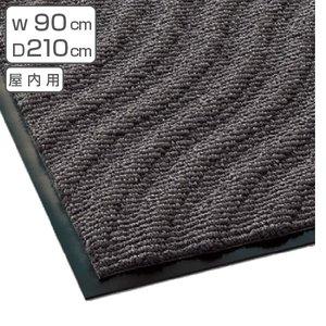 大人気新品 玄関マット 業務用 サンドアートマット 90×210cm ( 送料無料 送料無料 エントランスマット 泥落としマット 縁 出入り口 屋内用 室内 屋内用 室外用 フチあり 縁 ) 除塵・吸水性が高くデザイン性も良い風紋をイメージしたマット, ロクノヘマチ:00d99a4f --- abizad.eu.org