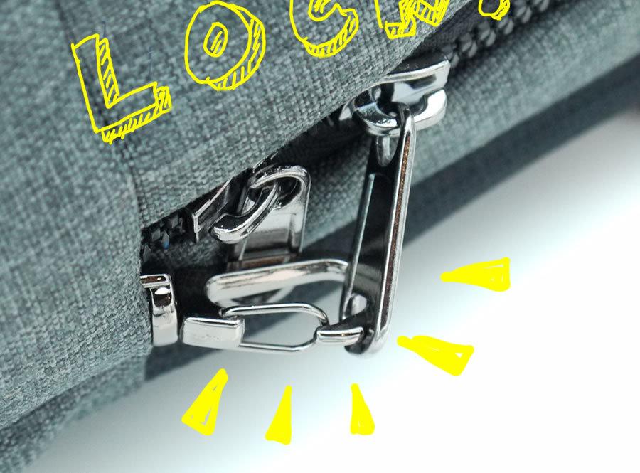 「スキミング、スリ、ひったくり」から身を守る スキミング防止 防犯スリングバッグ WindyCorner(ウィンディコーナー)