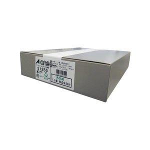 最高 エーワン ラベルシール[プリンタ兼用]再生紙 A4 10面 四辺余白付 300シート入, リカオー e887f646