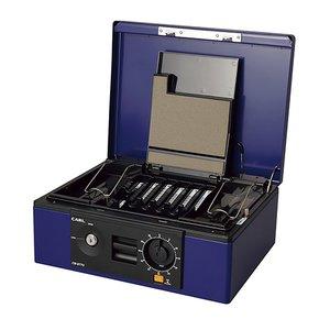 品多く カール キャッシュボックス A4サイズ(ブルー) 送料無料  商品コード:870-50668 品番:CB-8770, ランブル バイ ジーマ:6dc1b2b7 --- edneyvillefire.com