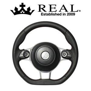 価格は安く REAL スバル STEERING オリジナルシリーズ スバル BRZ BRZ 後期 ZC6用 STEERING カラー:オールレザー (GR-LPB-RD)【ハンドル】レアル ステアリング【送料無料】ORIGINAL SERIES, 自転車秘密基地:030b68f7 --- edneyvillefire.com