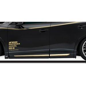 最新最全の ROWEN PREMIUM Edition サイドパネル(FRP) 素地 マツダ CX-5 KEEFW/KE5FW/KE5AW/KE2FW/KE2AW用 (1Z001J00)【エアロ】ロェン プレミアムエディション, ブーツとスニーカー Face to Face f9c60a6c