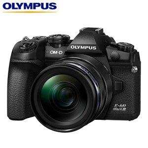 素晴らしい価格 オリンパス ミラーレス一眼カメラ OM-D E-M1 Mark III 12-40mm F2.8 PROキット ブラック E-M1-MKIII-LK【送料無料】, 佐賀市 0d8401b8