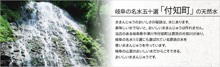 岐阜の名水