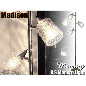 大人の上質  【送料無料】 【Mercury】【DELIGHT】【U.S MODERN LIGHT】 MADISON 3灯 フロアライト LT157 クリア マーキュリー マディソン スタンドライト アンティーク フロアスタンド 照明, 安い 45fdbe97