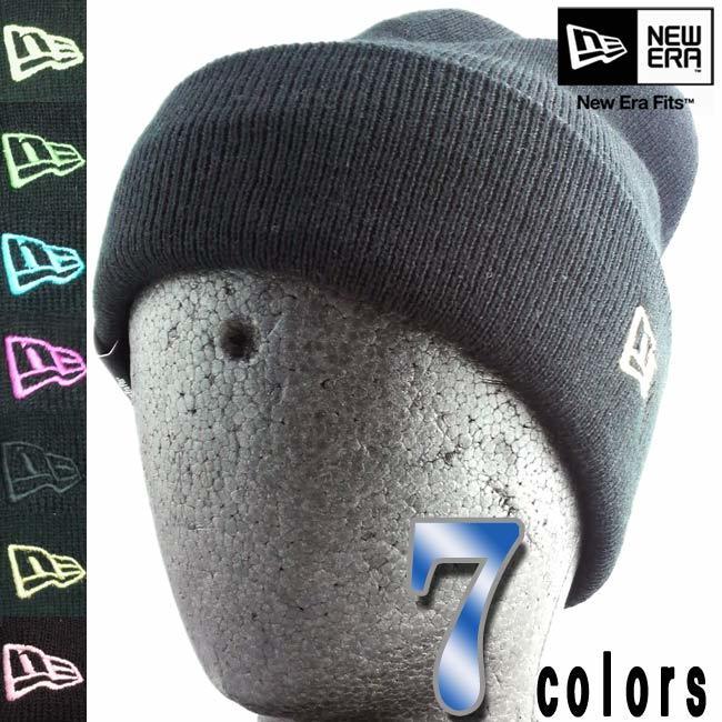 ニューエラ ニットキャップ フラッグ カフ ニット 7カラーズNew Era Knit Cap Flag Cuff Knit 7Colors
