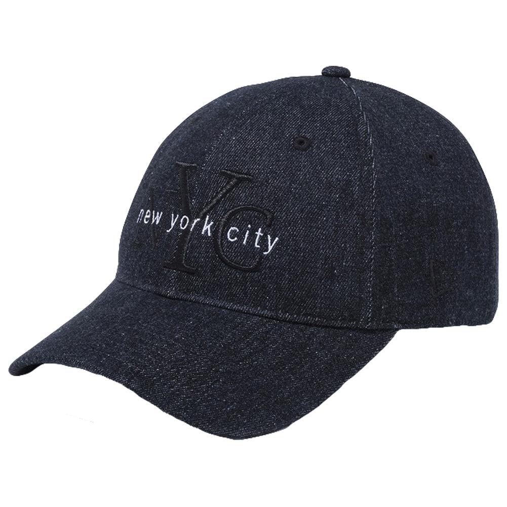ニューエラ 920キャップ ニューヨークシティ NYC ブラックデニム ブラック スノーホワイト
