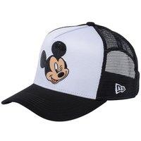 ディズニー×ニューエラ 940キャップ ゴルフ ディーフレームトラッカー ミッキーマウス ウィンク シークインド