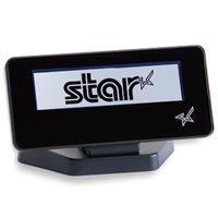スター精密 mPOP対応カスタマーディスプレイ SCD222U BLK USB接続 ピアノブラック
