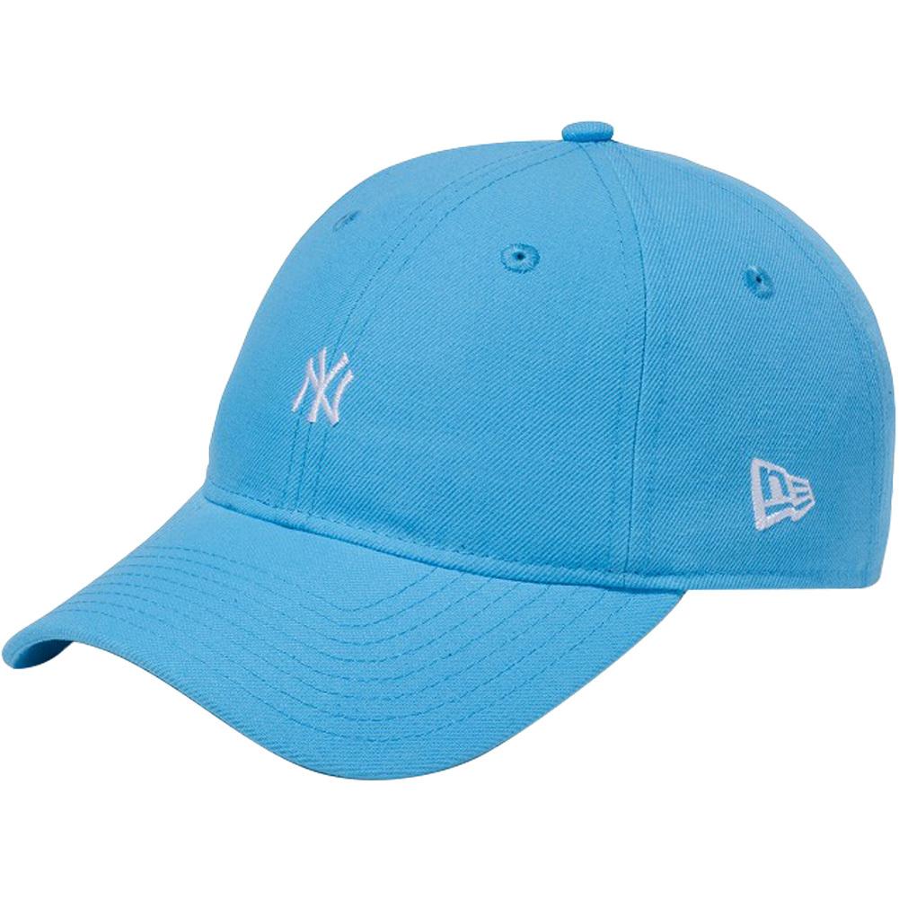 ニューエラ 9THIRTY キャップ ニューヨークヤンキース ネオン ネオンブルー スノーホワイト New Era 9THIRTY Cap New York Yankees Neon Neon Blue Snow White
