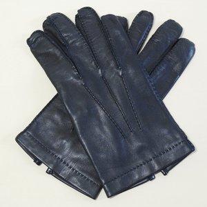 【GINGER掲載商品】 エルメス メンズ手袋 グローブ メンズ手袋 エルメス シュミジー グローブ ネイビーブルー ラム HERMES, スサミチョウ:ec69a90b --- hospitalesmac.com