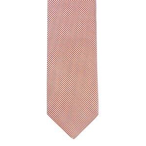 品質が完璧 エルメス ネクタイ POUSSAIN オレンジ+ホワイト POUSSAIN ネクタイ 織り柄 ヘヴィーツイル ヘヴィーツイル HERMES, ark-interior-shop:25bbeeb9 --- pyme.pe