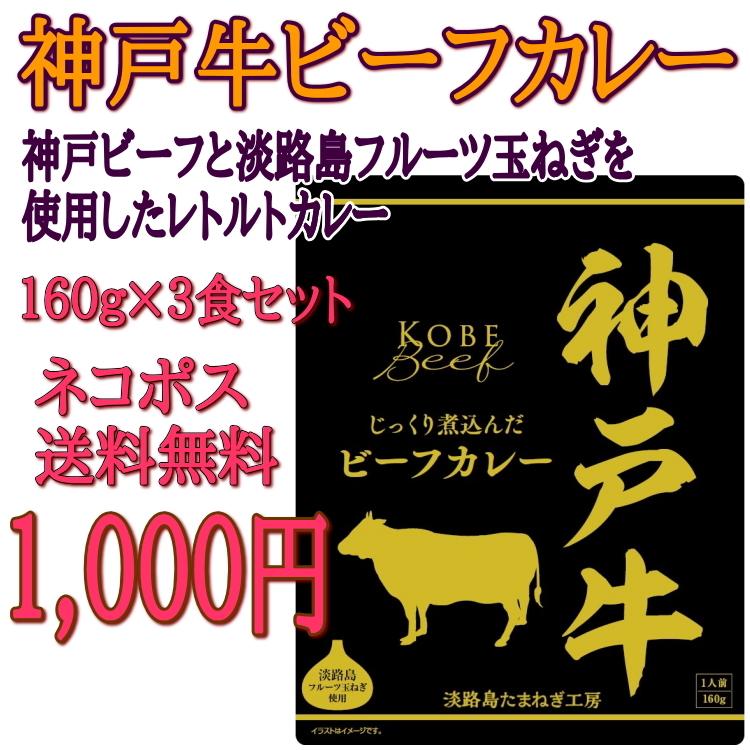 カレー160g1000円