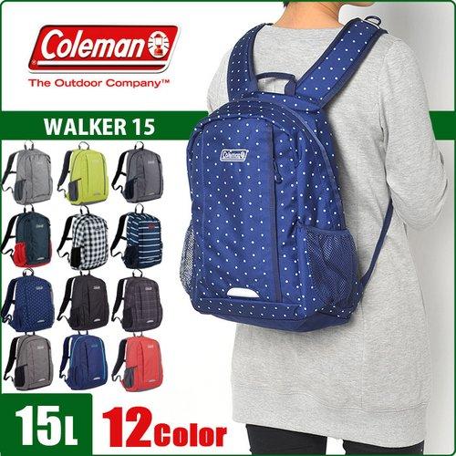 bcbeb137996f コールマン coleman コールマン リュックサック バックパック 15L WALKER ...
