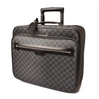 4314571fda ルイヴィトン キャリーバッグ/旅行バッグ LOUIS VUITTON ダミエ・グラフィット パイロ.