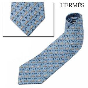 優先配送 エルメス ネクタイ ネクタイ エルメス HERMES メンズ ネクタイ シルク100% Shop ブルー/トープ 255456T エルメス ネクタイ HERMES, ジェムパレス:cce9336a --- extremeti.com
