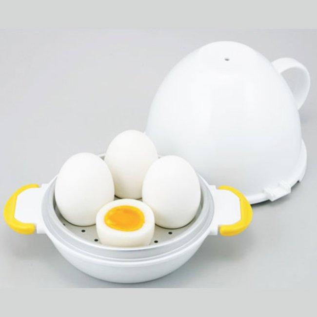 卵 電子 レンジ ゆで