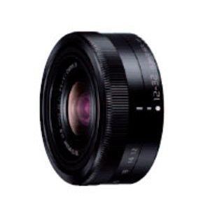 最も信頼できる 【送料無料】パナソニック H-FS12032-K [ブラック] LUMIX G VARIO 12-32mm/F3.5-5.6 ASPH./MEGA O.I.S. O.I.S. H-FS12032-K [ブラック] JAN末番851277, 小矢部市:526c83d2 --- sidercomsrl.com.ar