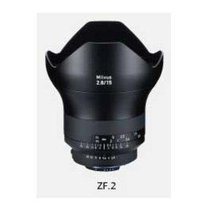 超歓迎 【送料無料】 ZF.2 2.8/15【即納】Milvus 2.8/15 ZF.2 JAN末番823136, プロ工具のJapan-Tool:1819f7e3 --- blog.buypower.ng