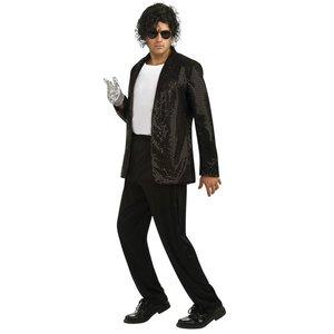 【500円引きクーポン】 ハロウィン マイケルジャクソン 衣装 コスチューム 大人 男性 仮装 大人 コスプレ 通常便なら 衣装 ビリージーン ジャケット スパンコール 黒 ダンス衣装 通常便なら 送料無料 通常便は送料無料 ハロウィンのコスチュームやダンス衣装として, マツマエチョウ:49bb4c34 --- pyme.pe