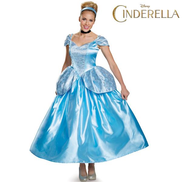 映画 シンデレラ 舞踏会 ブルー ペプラム ドレス 大人用 ハロウィン コスプレ 通常便なら 送料無料