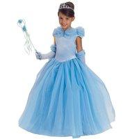 6d2f476ab751b プリンセス お姫様 シンシア 妖精 ブルー ロングドレス 子供用 女の子用 ハロウィン .