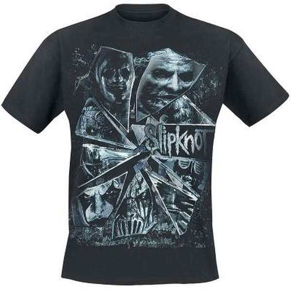 Slipknot Girls Shattered Glass T-Shirt