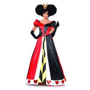 ファッションデザイナー ハロウィン ハートの女王 衣装 女性 ドレス コスチューム ドレス 大人 女性 大人 レディース コスプレ 不思議の国のアリス アリス・イン・ワンダーランド 通常便なら 送料無料 通常便は送料無料 アリスインワンダーランドの悪役(ヴィランズ)のドレス, MODEL(インテリア雑貨):0d070035 --- ancestralgrill.eu.org
