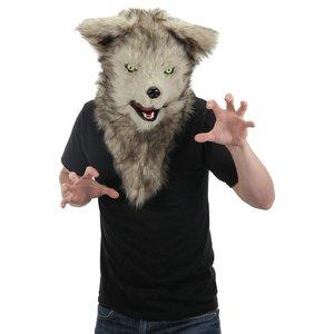 新作モデル 口が動く ウルフ マスク 狼 かぶりもの オオカミ マスク かぶりもの ハロウィン コスプレ パーティー イベント オオカミ 通常便なら 送料無料 通常便は送料無料 まるで生きているよう! 口が動く オオカミ ウルフ マスク, Anniversary Web Shop:657095b7 --- mashyaneh.org