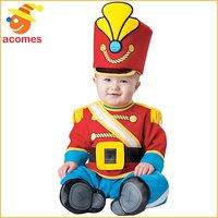 48ed027bc4447 ベビー おもちゃの兵隊 衣装 赤ちゃん コスチューム クリスマス ハロウィン イベント パーティー 出産祝い .