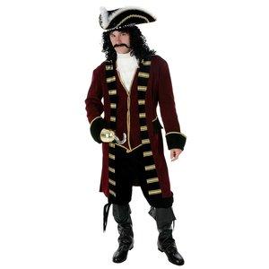 【爆売りセール開催中!】 フック船長 衣装 コスチューム ヴィランズ コスプレ 大人 メンズ 仮装 通常便なら 送料無料, 豆板の和平 bee80365