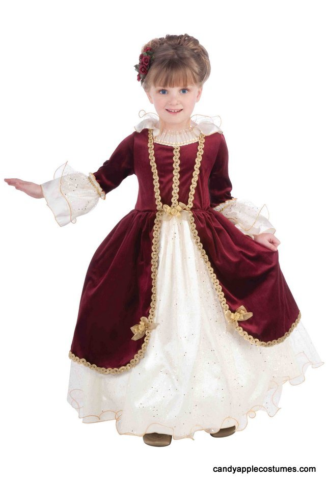 中世 ヨーロッパ 貴族 ドレス 衣装 ルネサンス コスプレ コスチューム 子供 女の子 通常便なら 送料無料