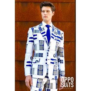 高い素材 OppoSuits オッポスーツ スターウォーズ R2-D2 メンズ メンズ 派手 仮装 目立つ コスプレ コスプレ コスチューム 仮装 映画 キャラクター ファンシースーツ 通常便なら 送料無料 通常便は送料無料 R2-D2デザイン スリムフィットスーツ, 飛騨高山の甚五郎商店:262da718 --- edneyvillefire.com