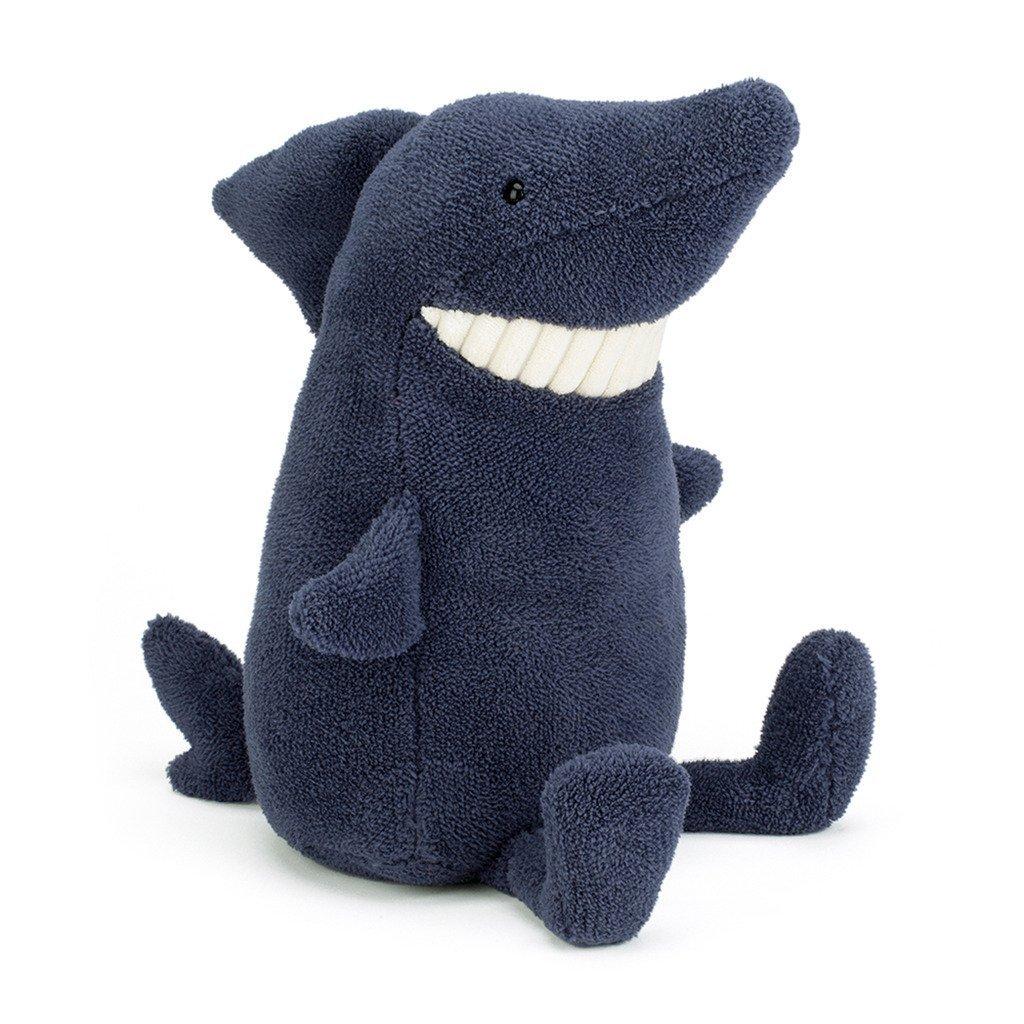 ジェリーキャット Jellycat ぬいぐるみ サメ M 動物 人形 通常便なら 送料無料