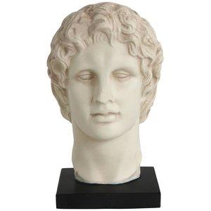 【お得】 アート インテリア 飾り インテリア 彫刻 アレキサンダー 通常便なら オブジェ 石像 置物 アレキサンダー ギリシャ神話 通常便なら 送料無料 アレキサンダー大王の石像インテリア, mask dB:bedbe446 --- orthopaedicsurgeondirectory.com