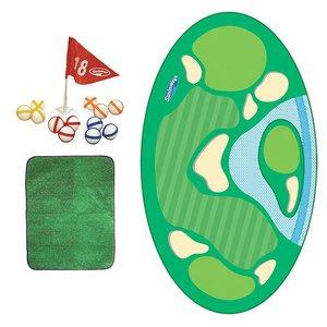 【限定特価】 ポータブル プール サイド チップ イン ゴルフ ゲーム 通常便なら 送料無料, 家具の工房 MU Factory 29ae41ef
