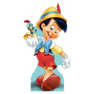 【GINGER掲載商品】 ピノキオ & ジミニー 映画館 パネル ディズニー インテリア グッズ 店舗 飾り 通常便は送料無料, キッチングッズ柳屋 e5e556a7