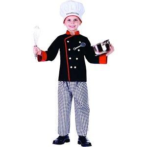 割引 シェフ コック コスチューム 子供用 衣装 ごっご遊び おままごと コスプレ 仮装 ハロウィン 料理人, オオツチチョウ a42e26d1