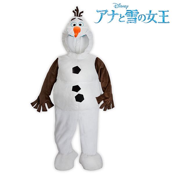 アナと雪の女王 グッズ オラフ 子供用 着ぐるみ コスチューム 衣装 ディズニー クリスマス ホリデー 通常便なら 送料無料