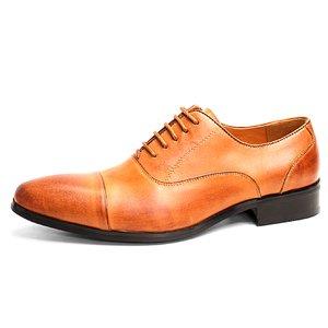 【返品送料無料】 【送料無料】 ビジネスシューズ メンズ 内羽根 ストレートチップ 7761LIGHT BROWN 靴 革靴 紳士靴 【SARABANDE サラバンド】, タニグミムラ c26d65b5