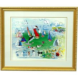 日本最大のブランド リトグラフ・ラウル・デュフィ 『ル・アーブル港に訪れた英国船 』 版画 送料無料 ラウル 』・デュフィ 『ル・アーブル港に訪れた英国船 』のリトグラフ (版画), テルショップジャパン:9d3fe817 --- blog.buypower.ng