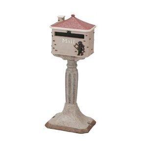 新作モデル セトクラフト ポスト(煙突そうじ) SCZ-1793-4000 幸せを呼ぶ猫の煙突掃除屋さんが可愛いポスト。, 道具屋オンライン:0ba95782 --- frmksale.biz