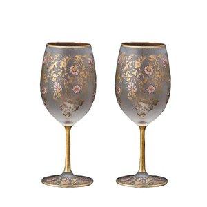 完売 エル・ドラード アラベスク・ゴールド WINE(ワイングラス) 540ml ペアセット S-6105 黄金郷へのロマンが、貴方の日常のアクセントに。, GZONEゴルフ:e23745cd --- pyme.pe